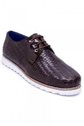 BLUESOIL Kahverengi BS-20-054-KAHVE Erkek Ayakkabı