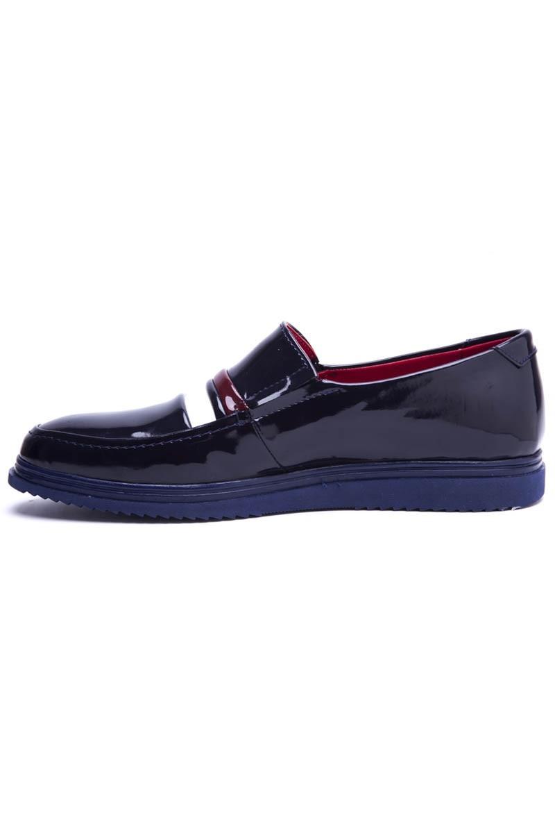 BLUESOIL Lacivert BS-20-055 Erkek Ayakkabı