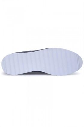 BLUESOIL Siyah BS-20-048-RGN Erkek Ayakkabı