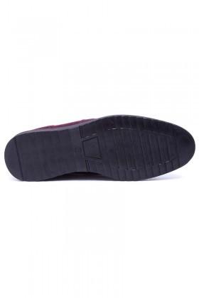 Polomen Bordo PLM-044 Erkek Ayakkabı