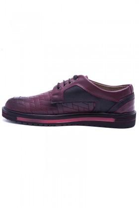 Polomen Bordo PLM-041 Erkek Ayakkabı