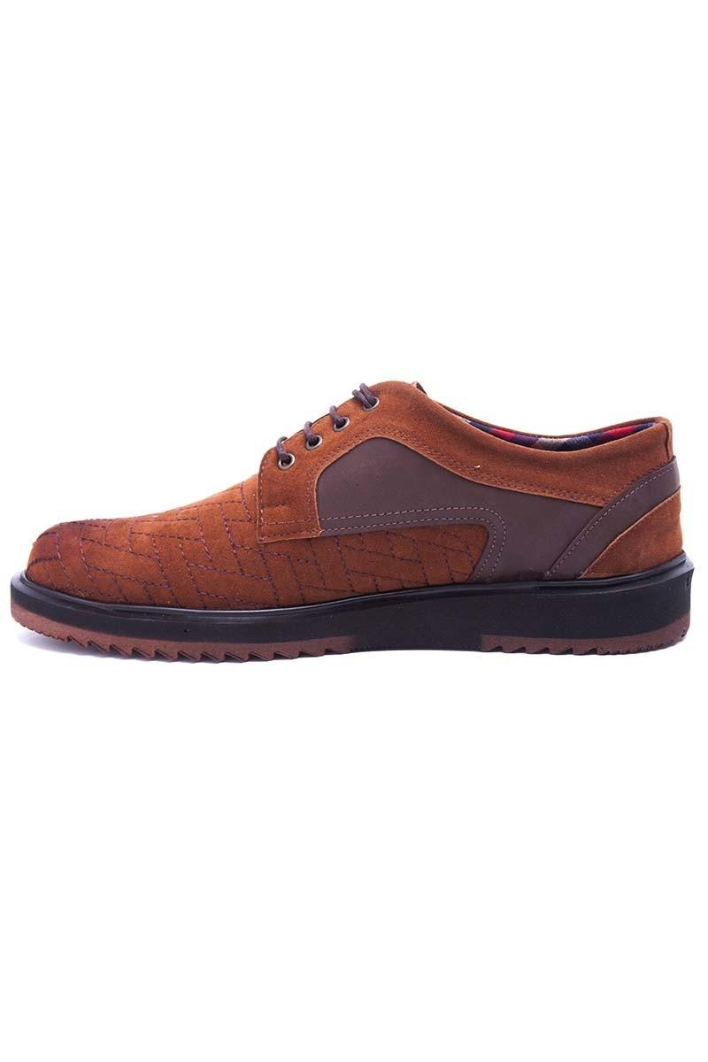 Polomen Taba PLM-039-SUET Erkek Ayakkabı