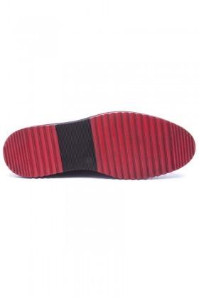 Polomen Bordo PLM-034 Erkek Ayakkabı