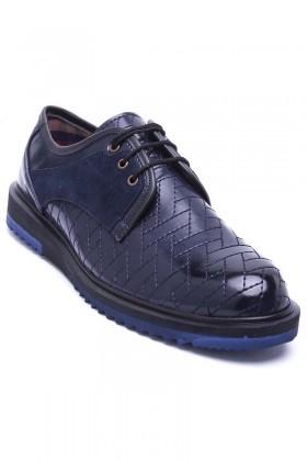 Polomen Lacivert PLM-031-RGN Erkek Ayakkabı