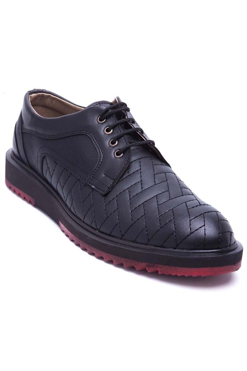 Polomen Siyah PLM-030 Erkek Ayakkabı