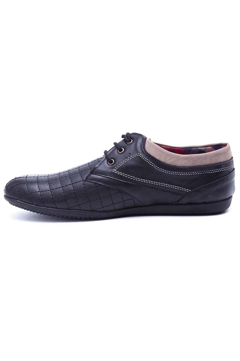 Polomen Siyah PLM-027 Erkek Ayakkabı