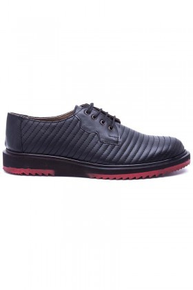 Polomen Siyah PLM-024 Erkek Ayakkabı