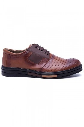 Polomen Taba PLM-019-DERI Erkek Ayakkabı