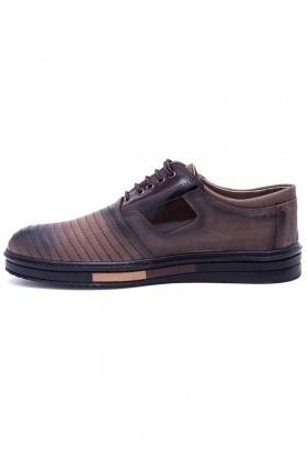 Polomen Vizon PLM-014-VZN Erkek Ayakkabı