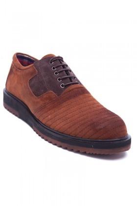 Polomen Taba PLM-013-SUET Erkek Ayakkabı