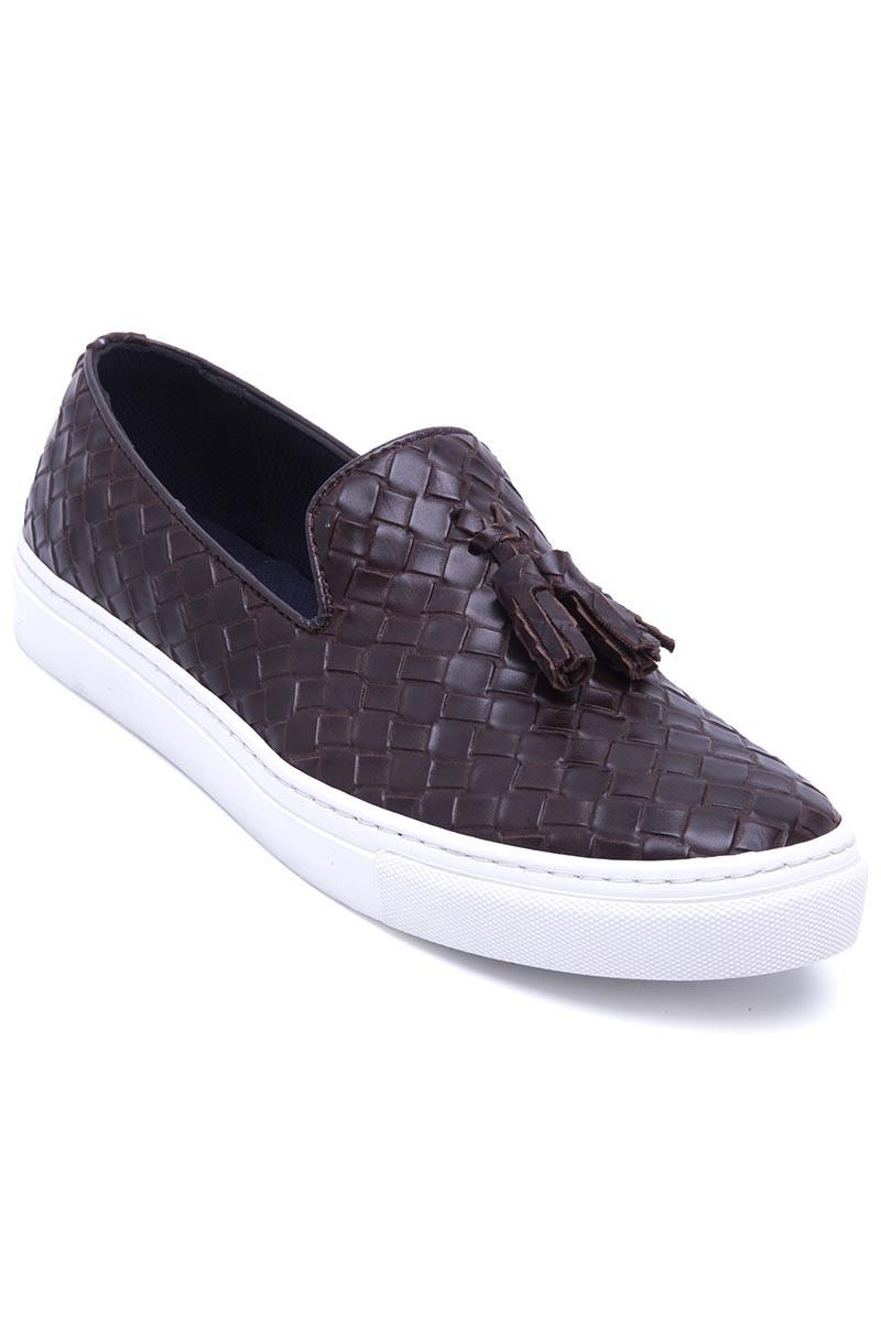BLUESOIL Kahverengi BS-20-045 Erkek Ayakkabı