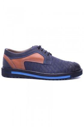 Polomen Lacivert PLM-0022 Erkek Ayakkabı