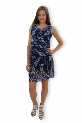 Yeni Elbisem Karışık Renkli YEE-4051 Bayan Elbise