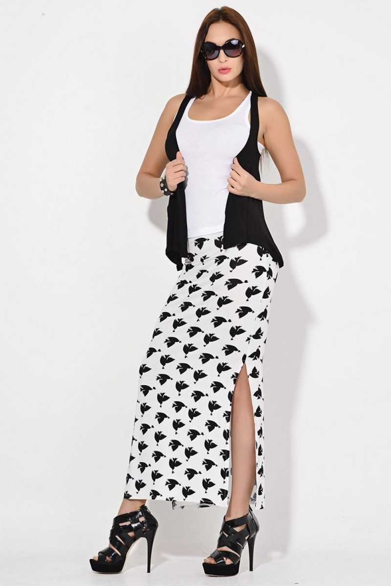 Yeni Elbisem Beyaz YEE-2179 Bayan Etek