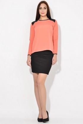 Yeni Elbisem Nar Çiçeği YEE-2108 Bayan Bluz