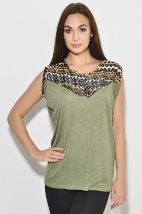 Yeni Elbisem Yeşil YEE-1739 Bayan Bluz