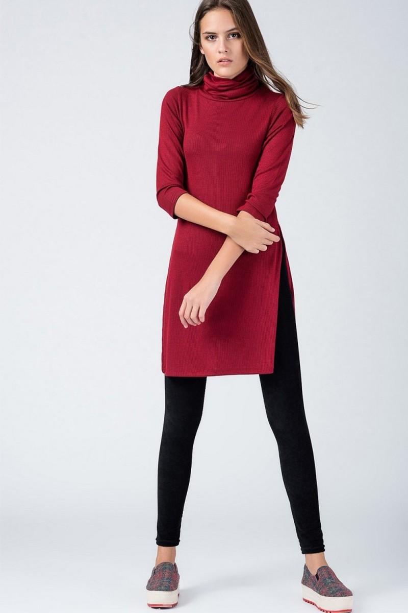 Yeni Elbisem Siyah YEE-1417 Bayan Tayt