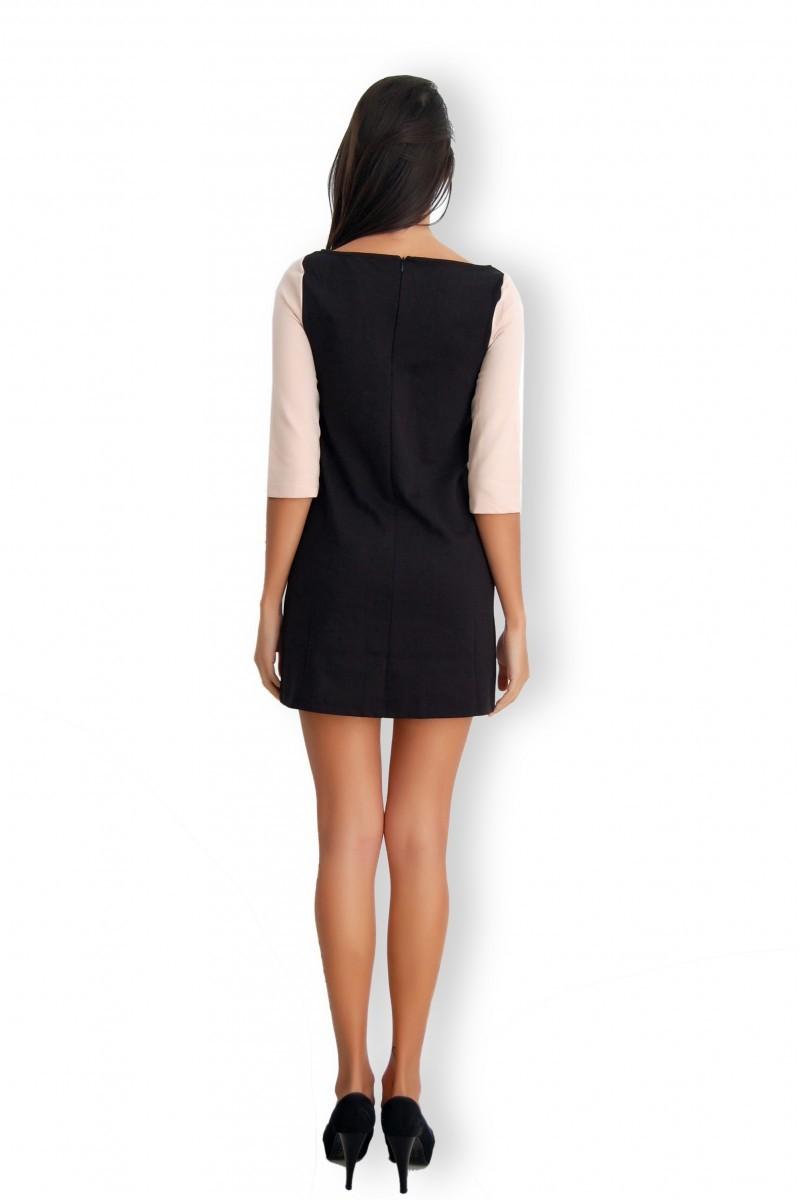 Yeni Elbisem Siyah YEE-1134 Bayan Elbise