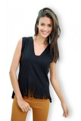 Yeni Elbisem Siyah YEE-1086 Bayan Bluz