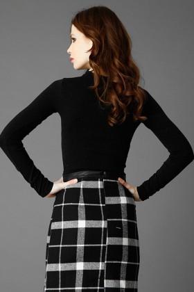 Yeni Elbisem Siyah YEE-1018 Bayan Body