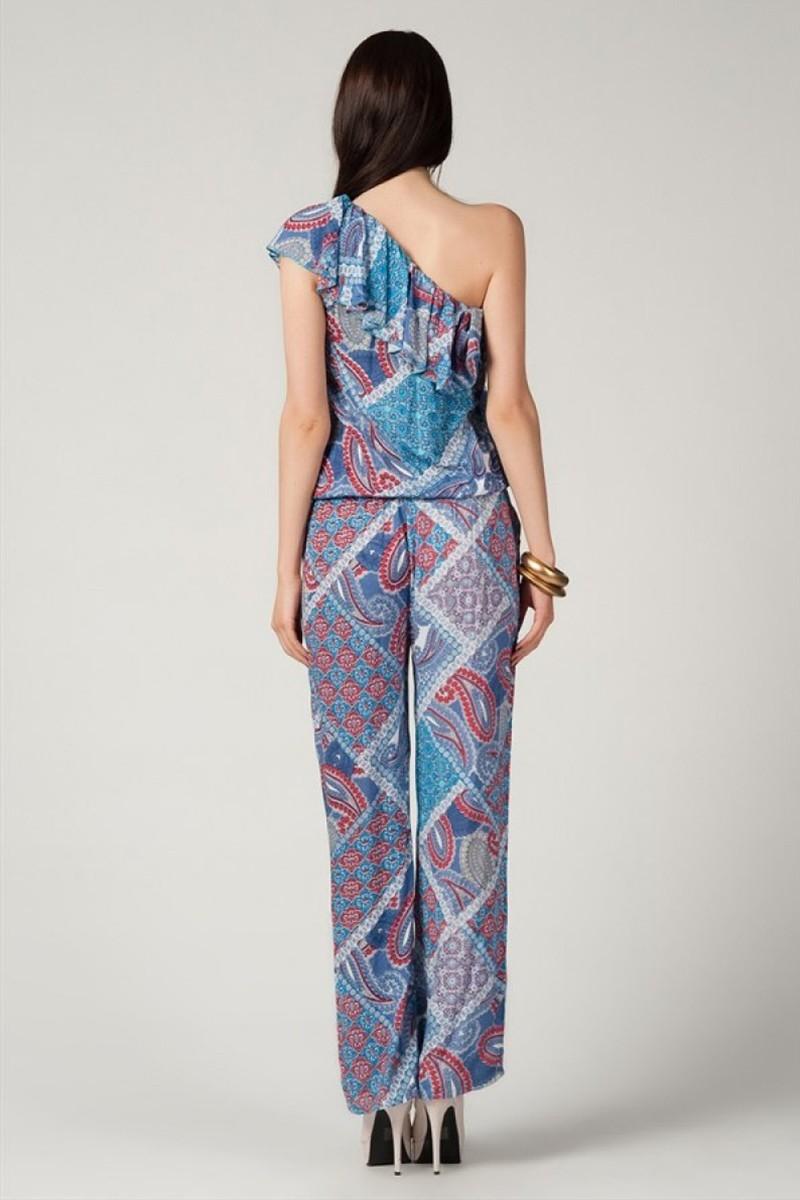 Yeni Elbisem Mavi YE-12Y065-2M Bayan Tulum