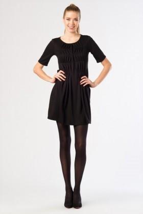 Yeni Elbisem Siyah YE-12K014S Bayan Elbise