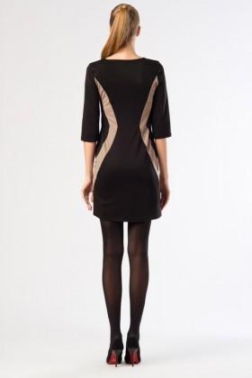 Yeni Elbisem Lacivert YE-12K011S Bayan Elbise