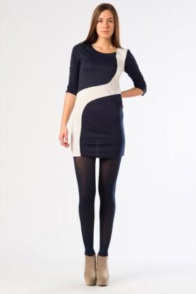 Yeni Elbisem Lacivert YE-12K002L Bayan Elbise