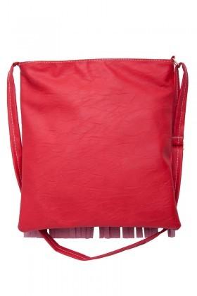 Nango Kırmızı NN-6000-KRMZ Bayan Çanta