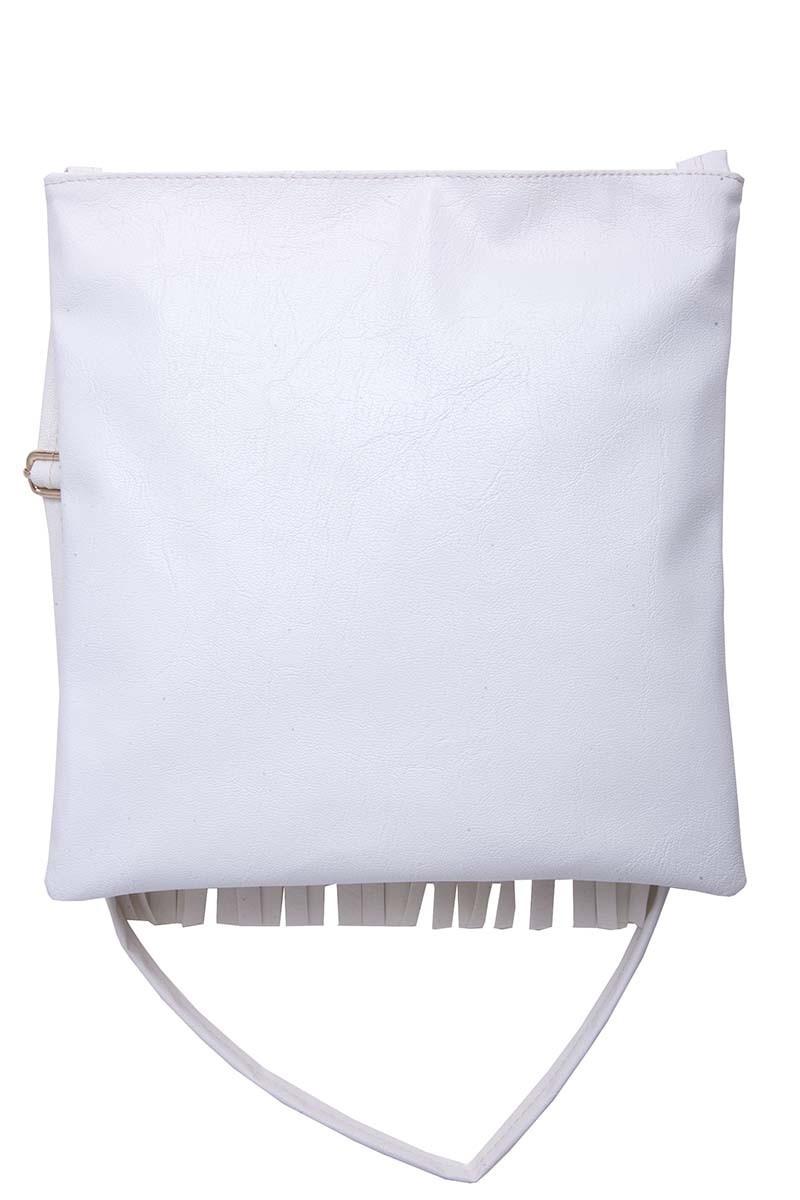 Nango Beyaz NN-6000-BYZ Bayan Çanta