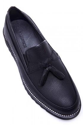 BLUESOIL Siyah BS-20-058 Erkek Ayakkabı