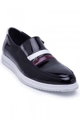 BLUESOIL Siyah BS-20-060 Erkek Ayakkabı