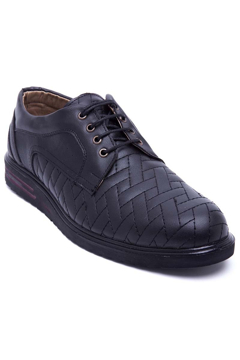 Polomen Siyah PLM-050 Erkek Ayakkabı