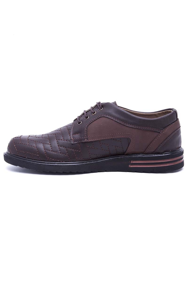 Polomen Kahverengi PLM-047-KAHVE Erkek Ayakkabı
