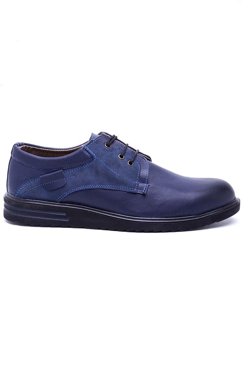 Polomen Lacivert PLM-046-LACI Erkek Ayakkabı
