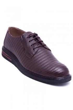 Polomen Kahverengi PLM-025-KAHVE Erkek Ayakkabı