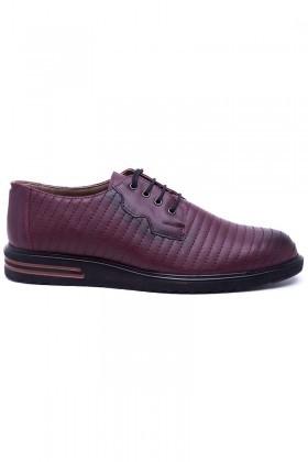 Polomen Bordo PLM-025-BORDO Erkek Ayakkabı