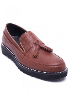 BLUESOIL Taba BS-20-058-TABA Erkek Ayakkabı