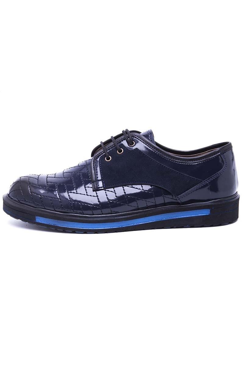 Polomen Lacivert PLM-062 Erkek Ayakkabı
