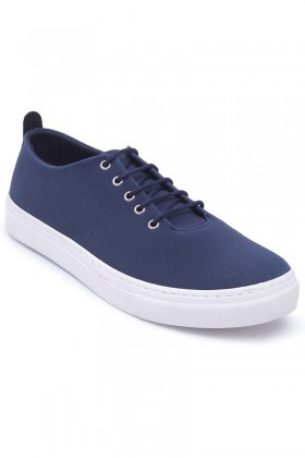 BLUESOIL Mavi BS-20-042-SUET Erkek Ayakkabı