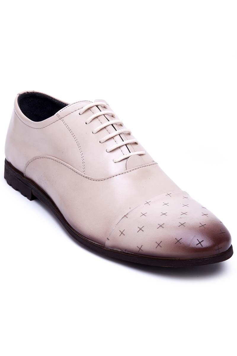 Three Star Kum TS-2131 Hakiki Deri Erkek Ayakkabı