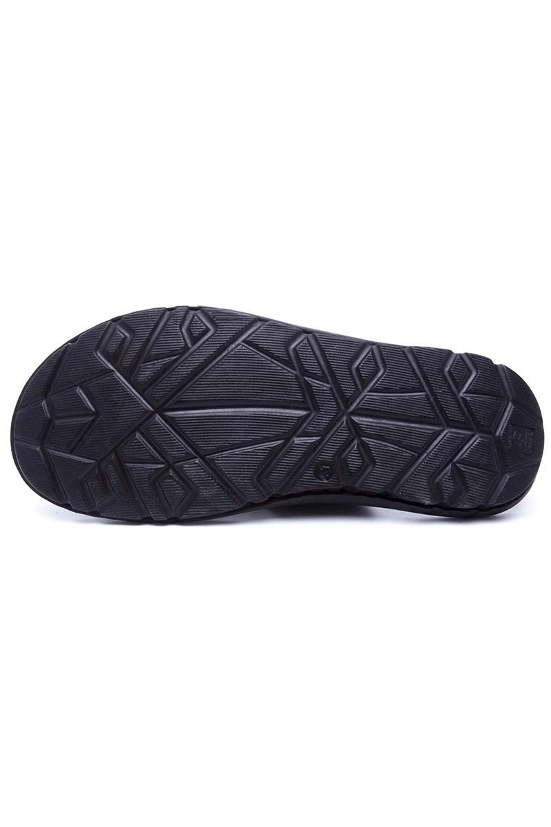 Peker Siyah PK-700 Hakiki Deri Erkek Terlik