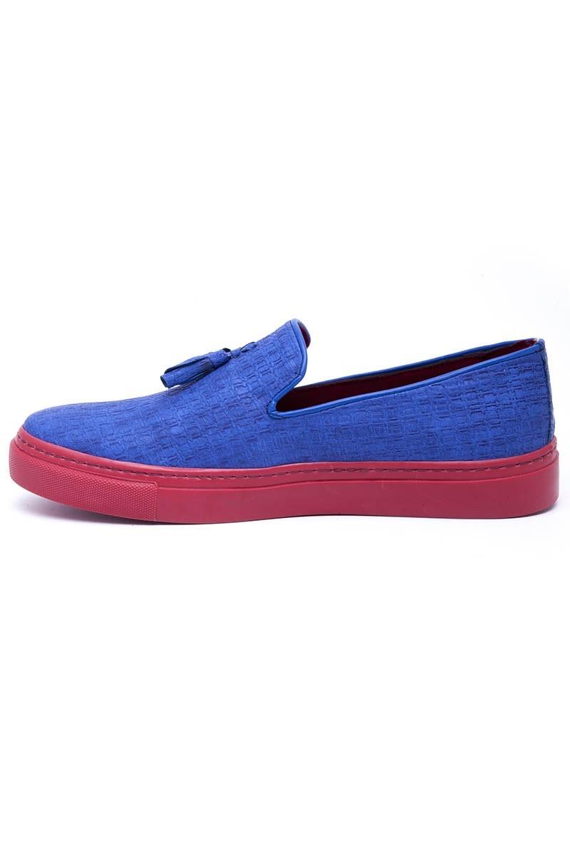 BLUESOIL Mavi BS-20-045 Erkek Ayakkabı