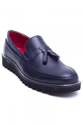 BLUESOIL Lacivert BS-20-058 Erkek Ayakkabı