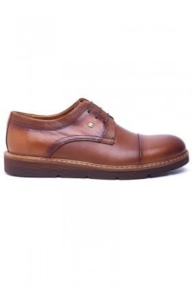 Wenetti Taba WNT-700 Hakiki Deri Erkek Ayakkabı
