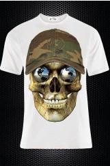 3D Baskılı Erkek Tişört