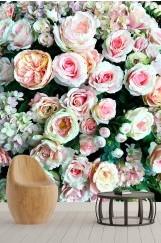Çiçek Bahçesi Duvar Kağıdı