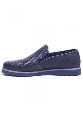 BLUESOIL Lacivert BS-20-046 Erkek Ayakkabı
