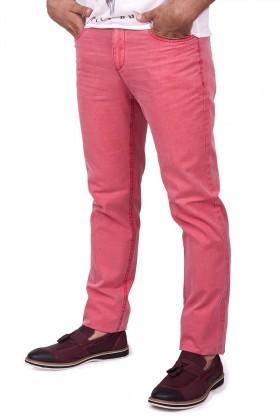 Yellow Point Kırmızı SE-932-3 Erkek Pantolon