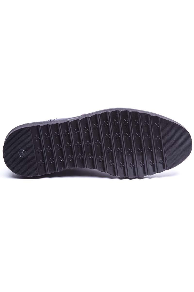 BLUESOIL Taba BS-20-058-DESENLI Erkek Ayakkabı